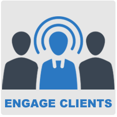 engage potential clients with email marketing
